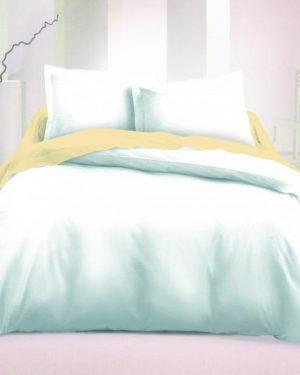 jednofarebne obliecky biele ecru