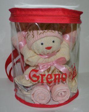 darčekova sada uterakov babika gracia mini