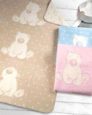 detska-deka-sladky-medvedik