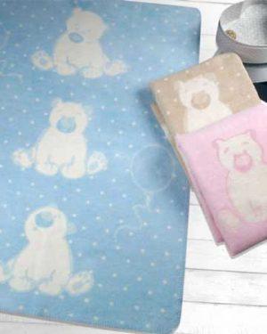 detska-deka-sladky-medvedik-blankyt