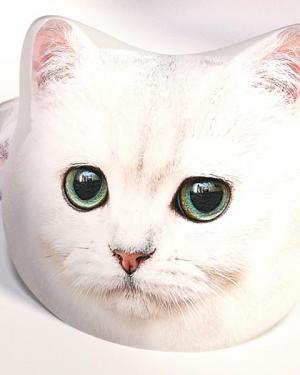 dekoracny vankus mačička 341