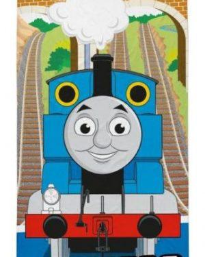 detske osušky lokomotiva tomas