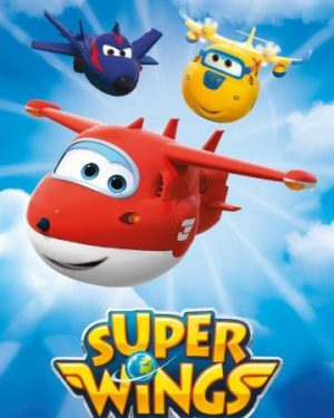detské uteraky super wings ii