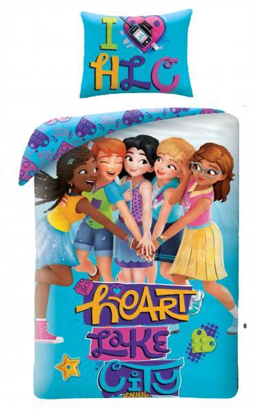 lego friends detske obliecky