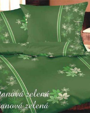 obliečky gastanova zelena