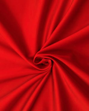 satenove prestieradlo cervene