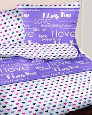 sweet love obliečka levandula
