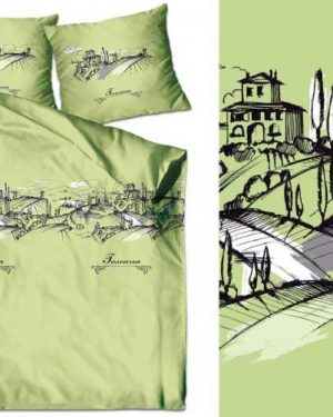 toscana zelena obliečky