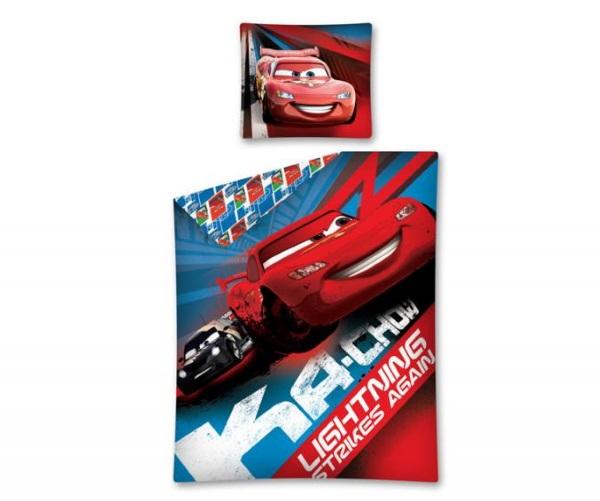 Detské obliečky Cars McQueen