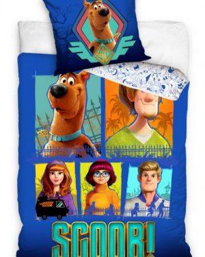Detské obliečky Scooby Doo