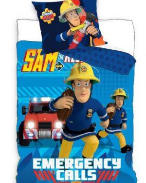 detske obliecky požiarnik sam