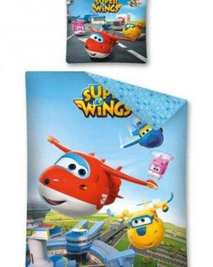 detske-obliecky-super-wings-
