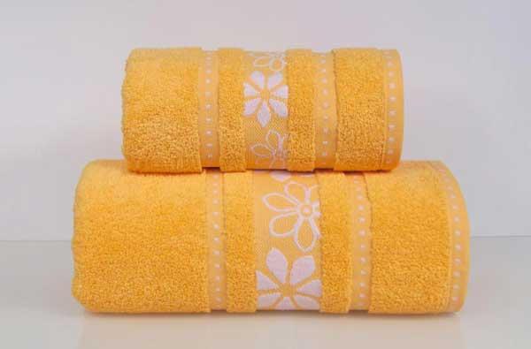 uterak-margarita-žltý