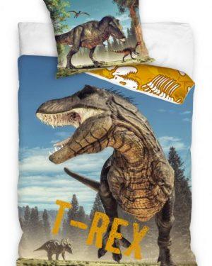 Detské obliečky Dinosaurus T-Rex