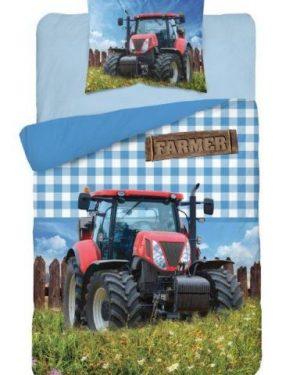detske obliecky traktor