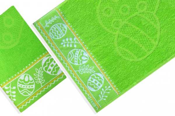 maly-uterak-velkonocny-zeleny