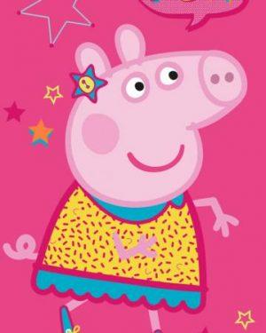 detske uteraky peppa pig tanečnica