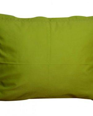 jednofarebne bavlnene obliecky na vankuse 40x50