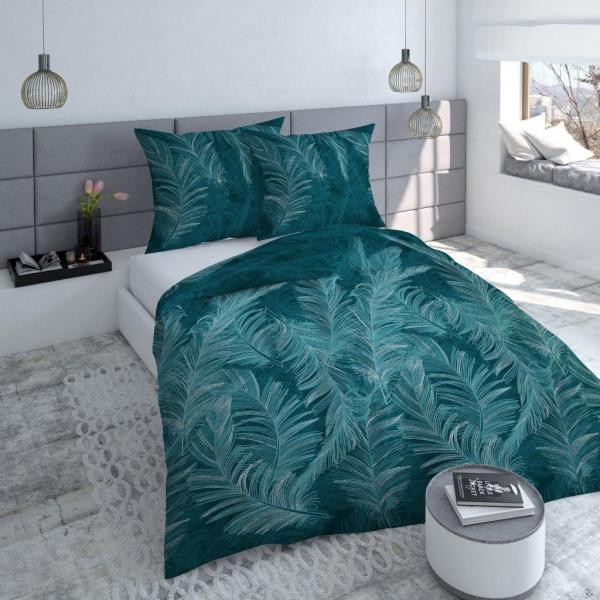 Bavlnené saténové posteľné obliečky jolly