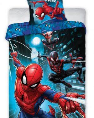 detske postelne obliecky spiderman