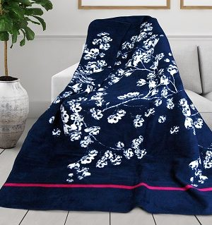 luxusná deka kyoto