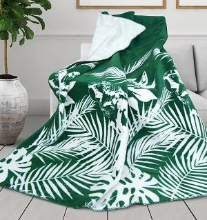 zelená deka insignia