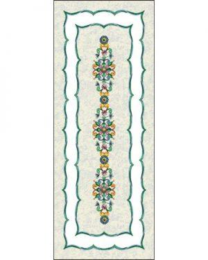 gobelinová štóla na stôl ornament