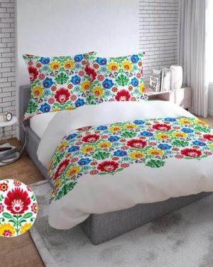 postelna obliečka folk