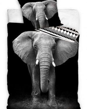 Obliečky 3D Slon