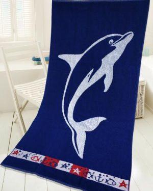 plazova osuska delfin modra