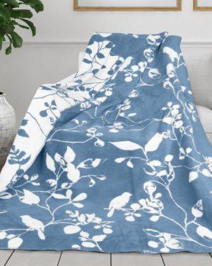 deka cool modrá 150x200