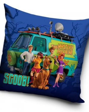 Detské obliečky na dekoračné vankúše Scooby Doo