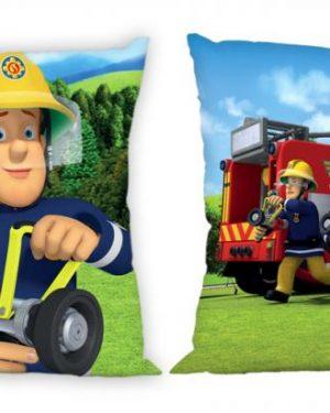 Detské obliečky na vankúš Požiarnik Sam