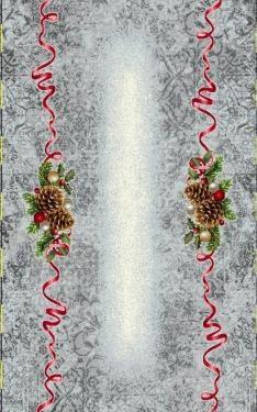 Vianočná štóla Veniec