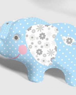 dekoracny vankusik slonik
